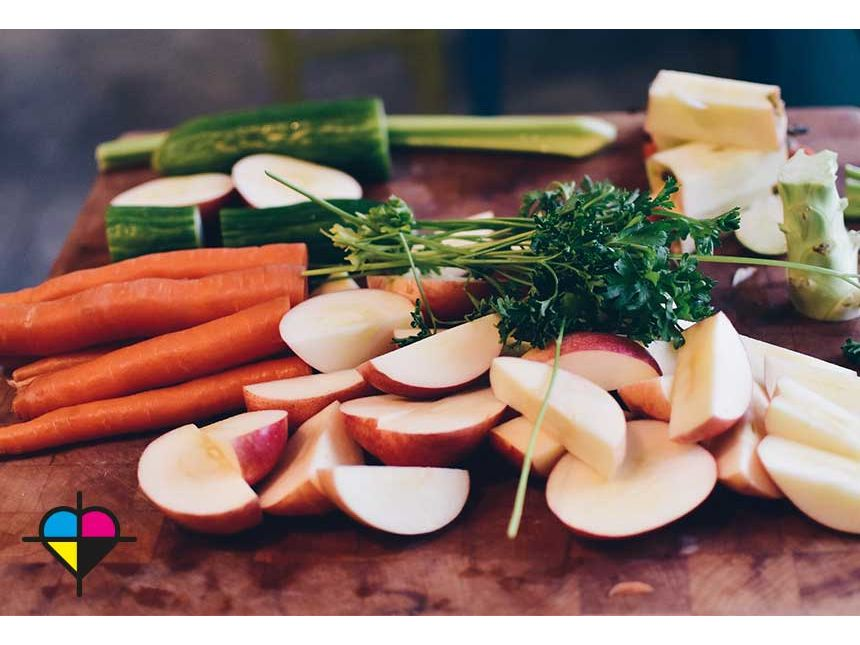 """Alimentación saludable - """"Salud"""" artículos promocionales"""