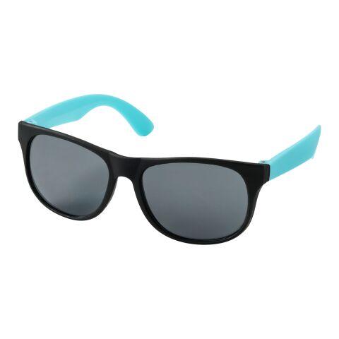 Gafas de sol Retro Estándar | Azul aqua-negro intenso | sin montaje de publicidad | no disponible | no disponible
