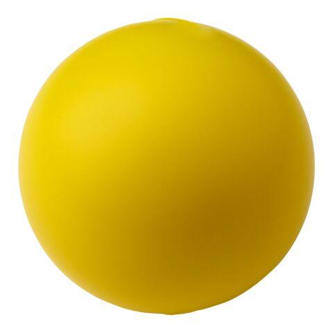 Antiestrés redondo amarillo   sin montaje de publicidad   no disponible   no disponible