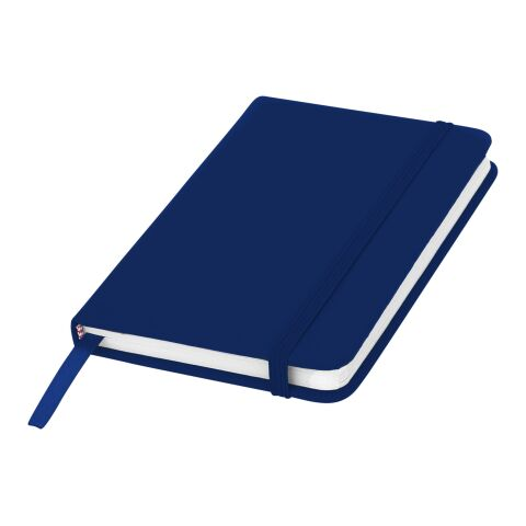 "Libreta A6 ""Spectrum"" Azul marino 
