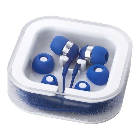 Auriculares internos Sargas Estándar | azul | sin montaje de publicidad | no disponible | no disponible | no disponible