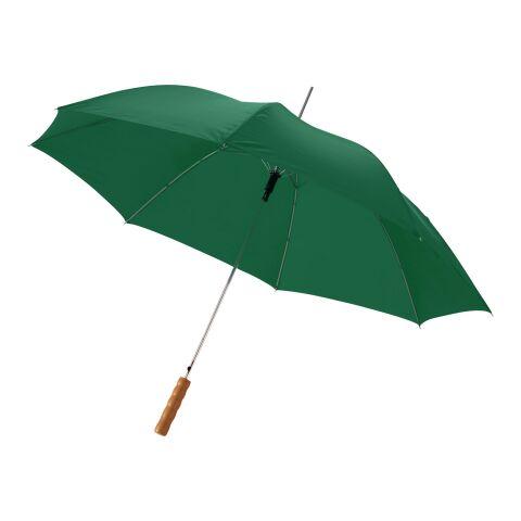 "Paraguas automático ""Lisa"" 23"" Verde | sin montaje de publicidad | no disponible | no disponible | no disponible"