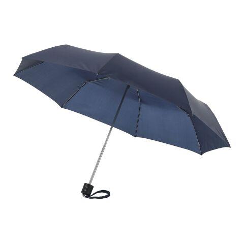 Paraguas plegable Protection Estándar | Azul marino | sin montaje de publicidad | no disponible | no disponible | no disponible