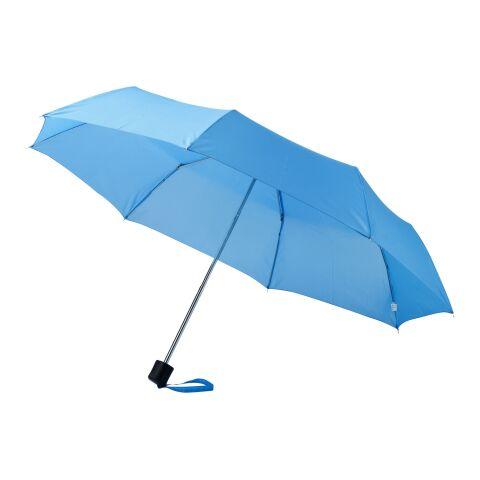 Paraguas plegable Protection azul   sin montaje de publicidad   no disponible   no disponible   no disponible