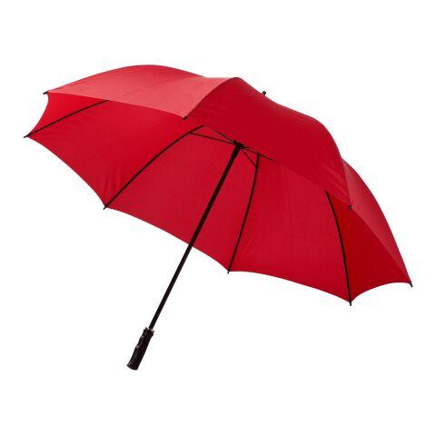 "Paraguas para golf ""Zeke"" 30"" rojo | sin montaje de publicidad | no disponible | no disponible | no disponible"