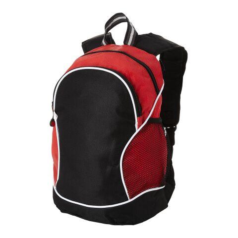 Mochila Boomerang rojo-bronce negro | sin montaje de publicidad | no disponible | no disponible | no disponible
