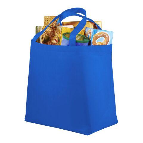 Bolsa multiusos no tejida Maryville azul   sin montaje de publicidad   no disponible   no disponible