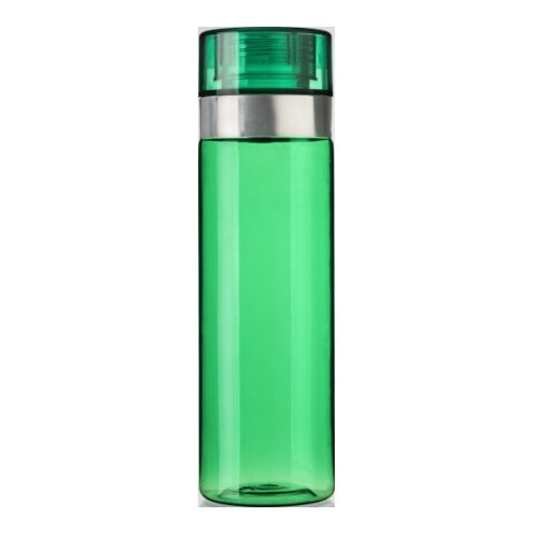 Botella de tritán con asa y tapa