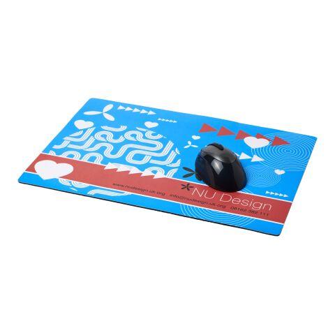 Tapete para el mostrador Q-Mat® de tamaño A2 bronce negro | sin montaje de publicidad | no disponible | no disponible