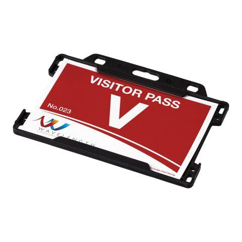 Soporte de tarjeta de plástico Vega