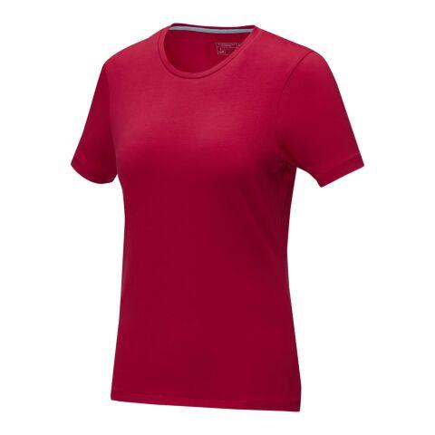 """Camiseta orgánica para mujer """"Balfour"""" rojo   XS   sin montaje de publicidad   no disponible   no disponible   no disponible"""