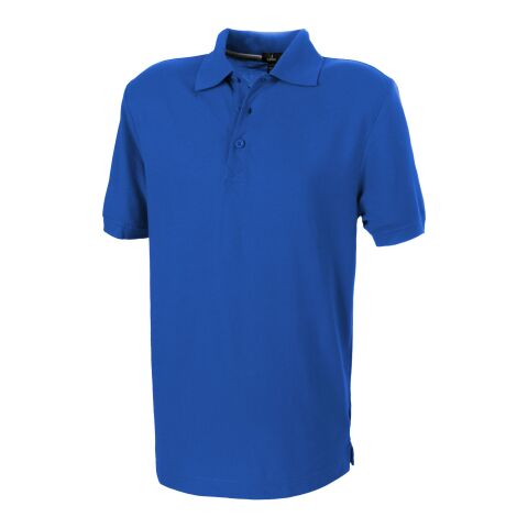"Polo ""Crandall"" azul 
