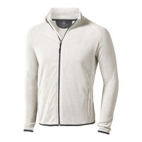 Brossard Mikrofleece-Jacke mit durchgehendem Reißverschluss
