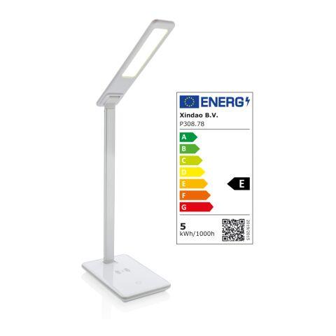 Lámpara de escritorio de carga inalámbrica 5W