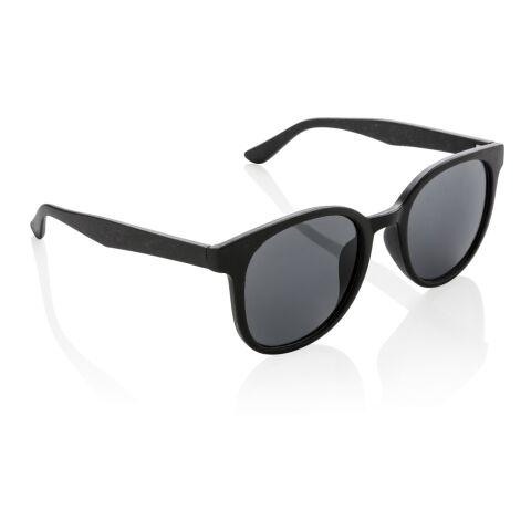 Gafas de sol ECO de fibra de trigo negro | sin montaje de publicidad | no disponible | no disponible