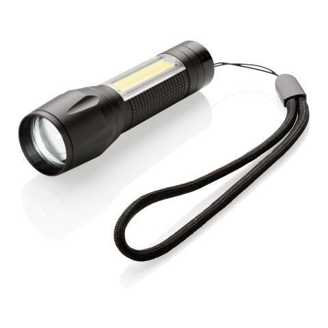 Linterna focus LED 3W con COB