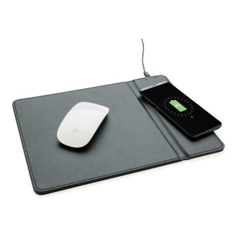 Alfombrilla de ratón con carga inalámbrica 5W