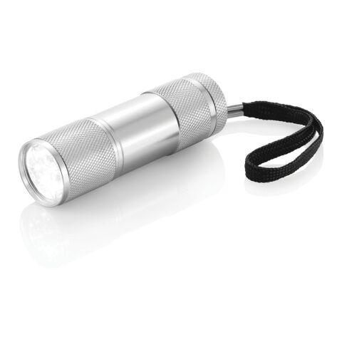 Linterna Quattro de aluminio plata | sin montaje de publicidad | no disponible | no disponible | no disponible