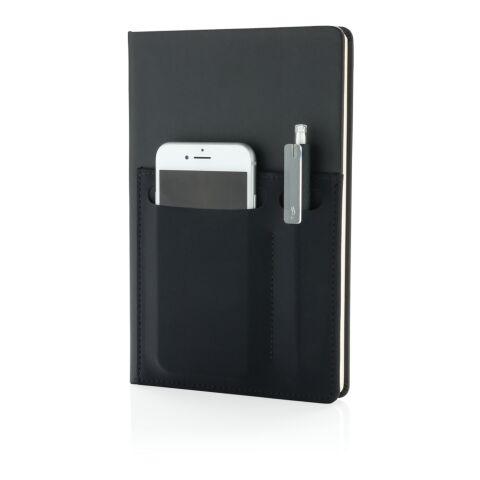 Libreta A5 Deluxe con bolsillos inteligentes