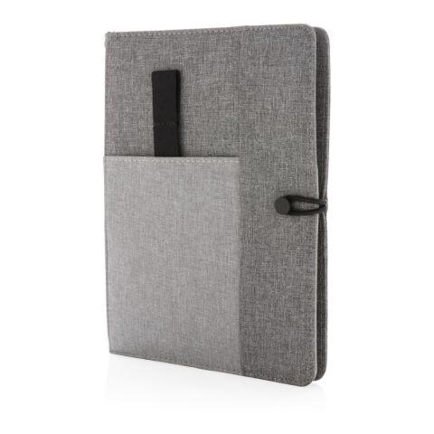 Cubierta para libreta A5 Kyoto gris | sin montaje de publicidad | no disponible | no disponible | no disponible