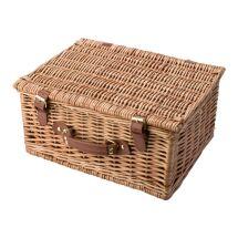 Cesta de picnic para 2 personas.